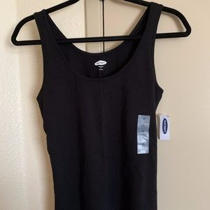 Fitted Tank Top - Women's M